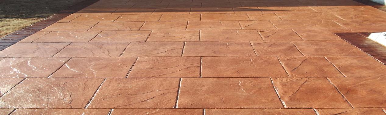 Hormigon impreso en segovia hormigon impreso segovia - Hormigon decorativo para suelos ...